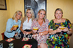 Ciara Fitzgerald from Tralee celebrating her 21st birthday in Sean Og's on Sunday, l to r: Ciara Fitzgerald, Tara Moriarty, Norella Mansfield and Emer O'Connor.