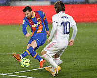 2021 La Liga Football Real Madrid v FC Barcelona Apr 10th
