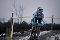 2018/2019 CX sensation Denise Betsema (NED/Marlux-Bingoal)<br /> <br /> women's race<br /> Superprestige Zonhoven (BEL) 2018
