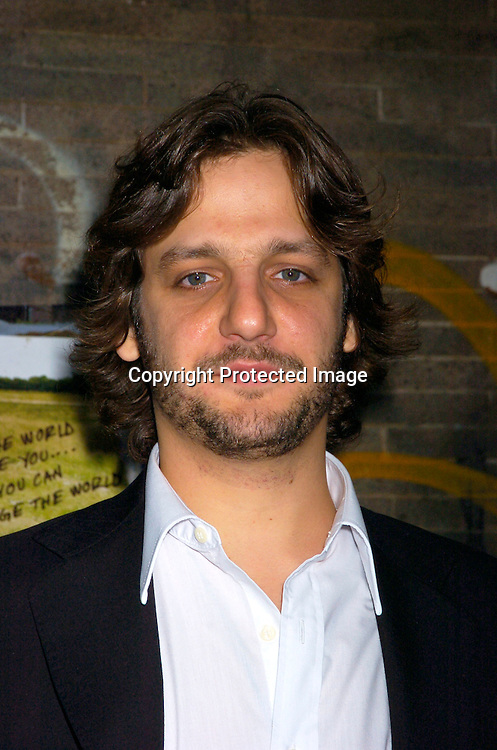 Rodrigo de la Serna ..at the New York Premiere of Motorcycle Diaries on September 20, 2004 at the Loews 19th Street Theatre. ..Photo by Robin Platzer, Twin Images