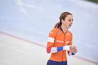 SPEEDSKATING: HAMAR: 01-03-2020, ISU World Speed Skating Championships, Allround, 1500m Ladies, Melissa Wijfje (NED), ©photo Martin de Jong