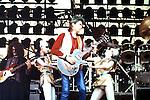 HAWKWIND -Harvey Bainbridge, Huw Lloyd Langton  - Live at Monsters of Rock Festival , Castle Donnington , England 1982 Castle Donnington Monsters of Rock 1982 Donnington 1982