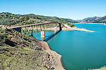 Lake Sonoma is a reservoir in north Sonoma County created by the construction of the Warm Springs Dam.