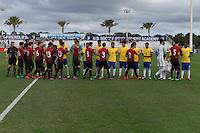 2016 Nike Friendlies Brazil U-17 vs Turkey, December 1, 2016
