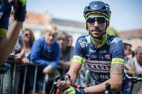Kenny Dehaes (BEL/Wanty-Groupe Gobert) remains leader in the 2017 Napoleon Games Cycling Cup<br /> <br /> 2nd Dwars door het Hageland 2017 (UCI 1.1)<br /> Aarschot > Diest : 193km