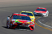 2017 Monster Energy NASCAR Cup Series<br /> Camping World 500<br /> Phoenix International Raceway, Avondale, AZ USA<br /> Sunday 19 March 2017<br /> Kyle Busch, Skittles Toyota Camry<br /> World Copyright: Russell LaBounty/LAT Images<br /> ref: Digital Image 17PHX1rl_6629