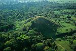 Olmec; Mexico; Ancient Cultures; Americas; Archaeology; La Venta; Aerial