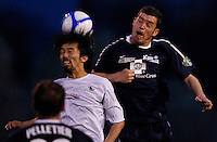 Harrisburg City Islanders vs Pittsburgh Riverhounds USL Soccer