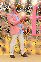 """Jon Plowman<br /> arrives for the World Premiere of """"Absolutely Fabulous: The Movie"""" at the Odeon Leicester Square, London.<br /> <br /> <br /> ©Ash Knotek  D3137  29/06/2016"""