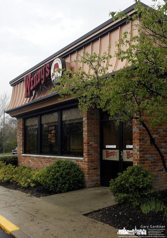 A Wendy's restaurant Thursday, Apr. 26, 2007, in Dublin, Ohio.