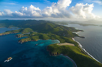 The island of St. John<br />