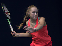 Hilversum, Netherlands, December 4, 2016, Winter Youth Circuit Masters, Melissa Boyden (NED)<br /> Photo: Tennisimages/Henk Koster