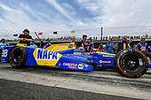 Verizon IndyCar Series<br /> Indianapolis 500 Qualifying<br /> Indianapolis Motor Speedway, Indianapolis, IN USA<br /> Saturday 20 May 2017<br /> Alexander Rossi, Andretti Herta Autosport with Curb-Agajanian Honda<br /> World Copyright: Scott R LePage<br /> LAT Images<br /> ref: Digital Image lepage-170520-indy-1853