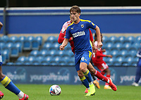Alex Woodyard of AFC Wimbledon during AFC Wimbledon vs Accrington Stanley, Sky Bet EFL League 1 Football at The Kiyan Prince Foundation Stadium on 3rd October 2020
