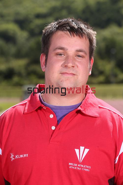 Team Wales athletes<br /> Gareth Winter<br /> 05.06.14<br /> ©Steve Pope-SPORTINGWALES