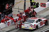 NASCAR Xfinity Series<br /> DC Solar 200<br /> ISM Raceway, Phoenix, AZ USA<br /> Saturday 10 March 2018<br /> Christopher Bell, Joe Gibbs Racing, Toyota Camry Rheem pit stop<br /> World Copyright: Russell LaBounty<br /> NKP / LAT Images