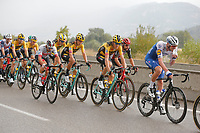 29th August 2020, Nice, France;  GESINK Robert of Team Jumbo-Visma during stage 1 of the 107th edition of the 2020 Tour de France cycling race, a stage of 156 kms with start in Nice Moyen Pays and finish in Nice