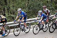 Remco Evenepoel (BEL/Deceuninck-Quick Step)<br /> <br /> 115th Il Lombardia 2021 (1.UWT)<br /> One day race from Como to Bergamo (ITA/239km)<br /> <br /> ©kramon