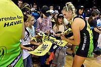 Maddy Gordon of the Pulse, ANZ Premiership Netball - Pulse v Magic at TSB Bank Arena, Wellington, New Zealand on Sunday 30 May 2021.<br /> Photo by Masanori Udagawa. <br /> www.photowellington.photoshelter.com