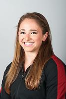 STANFORD, CA-OCTOBER 22, 2012- Stanford Women's Gymnastics Team