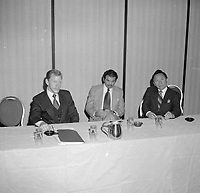 Paul Desmarais, Power Corp<br /> , 17 oct 1978<br /> <br /> <br /> PHOTO :  Agence Quebec Presse