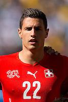 Fabian Schar of Switzerland