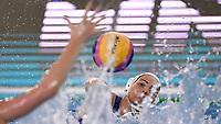 Nikoleta Eleftheriadou of Greece <br /> Greece GRE - Kazakhstan KAZ <br /> Trieste (Italy) 19/01/2021 Bruno Bianchi Aquatic Center <br /> Fina Women's Water Polo Olympic Games Qualification Tournament 2021 <br /> Photo Andrea Staccioli / Deepbluemedia / Insidefoto