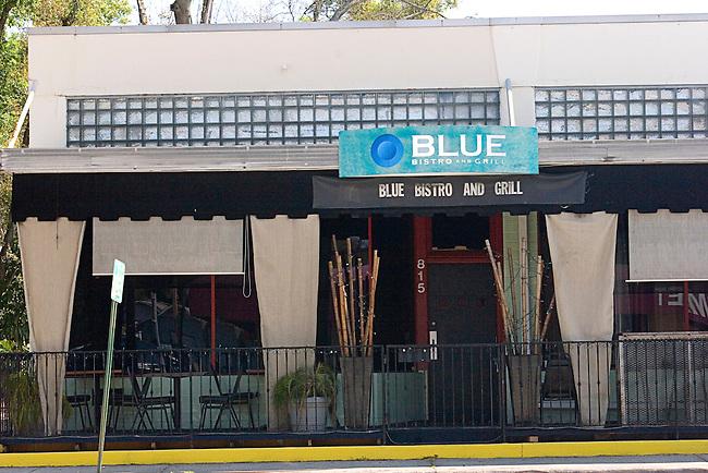 Blue Bistro and Grill, Orlando, Florida