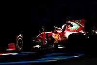 16 LECLERC Charles (mco), Scuderia Ferrari SF21, action during the Formula 1 Azerbaijan Grand Prix 2021 from June 04 to 06, 2021 on the Baku City Circuit, in Baku, Azerbaijan -<br /> FORMULA 1 : Grand Prix Azerbaijan <br /> 05/06/2021 <br /> Photo DPPI/Panoramic/Insidefoto <br /> ITALY ONLY
