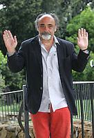 ALESSANDRO HABER.Roma 04/05/2010 Photocall del film 'Christine Cristina'..Photo Samantha Zucchi Insidefoto