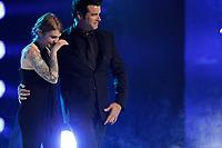 October 27, 2013 File Photo -<br /> Beatrice Picard aka COEUR DE PIRATE (L) and Rock Voisine (L)<br /> at <br /> ADISQ l'autre Gala at Place-des-Arts.