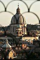 Roma 22/8/2004 <br /> Veduta dal Pincio. Foto Andrea Staccioli Insidefoto