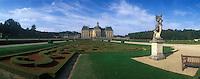 Europe/France/Ile-de-France/77/Seine-et-Marne/Maincy: château de Vaux-Le-Vicomte