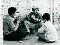in Datong, China 1989