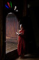 Inle Lake Shwe Yan Pyay Monastery Shan State, Myanmar