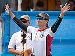 Karen Van Nest, Toronto 2015 - Para Archery // Paratir a l'arc.<br /> Highlights from the Para Archery events // Faits saillants des événements de paratir à l'arc.<br /> 10/08/2015.