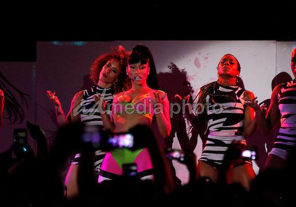 30 May 2015 - Las Vegas, Nevada -  Nicki Minaj.  iHeartRadio Summer Pool Party at Caesars Palace.  Photo Credit: MJT/AdMedia