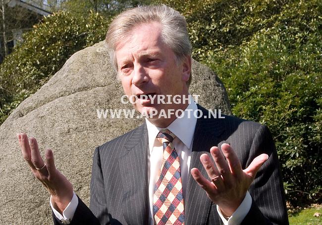 Rhenen 220408 Jan Kamminga Voorzitter FME<br /> Foto Frans Ypma APA-foto