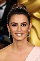 HOLLYWOOD, CA, USA - MARCH 02: Penelope Cruz at the 86th Annual Academy Awards held at Dolby Theatre on March 2, 2014 in Hollywood, Los Angeles, California, United States. (Photo by Xavier Collin/Celebrity Monitor)