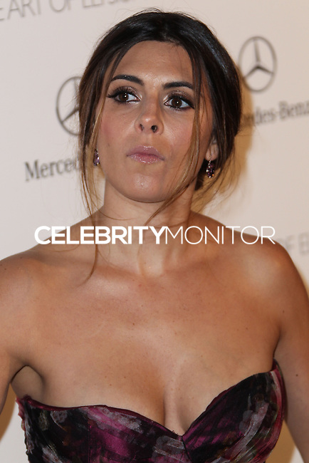 LOS ANGELES, CA - JANUARY 11: Jamie Lynn Sigler at The Art of Elysium's 7th Annual Heaven Gala held at Skirball Cultural Center on January 11, 2014 in Los Angeles, California. (Photo by Xavier Collin/Celebrity Monitor)