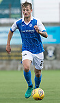 St Johnstone FC season 2017-18<br />Ally Gilchrist<br />Picture by Graeme Hart.<br />Copyright Perthshire Picture Agency<br />Tel: 01738 623350  Mobile: 07990 594431