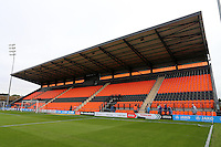 General view of the new stand during Barnet vs Colchester United, Sky Bet EFL League 2 Football at the Hive Stadium on 17th September 2016