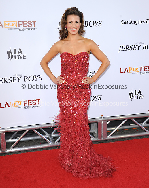 "Renee Marino attends The Los Angeles Film Festival 2014 Closing Night Premiere of Warner bros. Pictures ""Jersey Boys"" held at The Regal Cinemas L.A. Live in Los Angeles, California on June 19,2014                                                                               © 2014 Hollywood Press Agency"