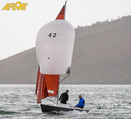 Squib 42 for sale on Afloat is described as a 'very Clean sought-after low number Race Ready Squib with nothing to do except go sailing'