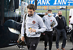 St Johnstone v Dundee United…22.08.21  McDiarmid Park    SPFL<br />Charlie Mulgrew arrives ahead of today's game against St Johnstone<br />Picture by Graeme Hart.<br />Copyright Perthshire Picture Agency<br />Tel: 01738 623350  Mobile: 07990 594431