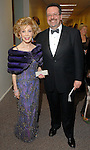 Margaret Williams and Anthony Freud at the Rice University Shepherd School of Music gala Thursday Feb. 19, 2009.(Dave Rossman/For the Chronicle)