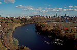 Rowing, Cambridge, Boston, Overview, Charles River, Head of the Charles Regatta, October, Fall Color,