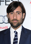 Hollywood, CA - NOVEMBER 07: Jason Schwartzman arrives at     The 2013 AFI Opening Night Gala - Disney's Saving Mr. Banks Screening held at TCL Chinese Theatre in Hollywood, California on November 07,2012                                                                               © 2013 Hollywood Press Agency