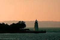 Goat Island Light