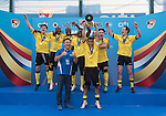 Aston Villa are the Cup Final Winners of the Main tournament of the HKFC Citi Soccer Sevens on 22 May 2016 in the Hong Kong Footbal Club, Hong Kong, China. Photo by Lim Weixiang / Power Sport Images